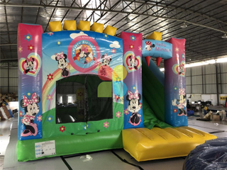 Inflatable Minnie Castle