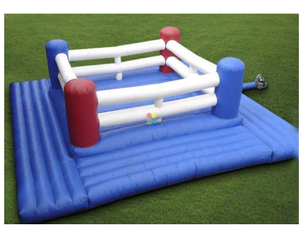 Inflatable Boxing Ring Sports Arena for Party Rental Business
