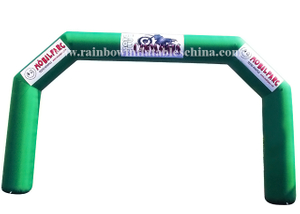 RB21037(12m)Inflatable arch custom inflatable advertising arch for sale inflatable air arch