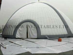 RB41033(dia 24x10mh) Inflatable Customized New Dome Tent for sale