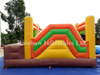 Best Commercial Inflatable Lion Theme Combo for Kids