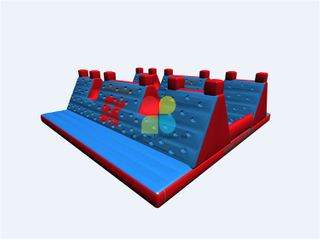 RB05209-7( 10x10x3m) Inflatables 5K Obstacles New design