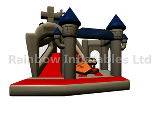 RB03106(5x6x5.5m) Inflatable Halloween Vampire combo for child new design
