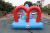 Adult Giant Commercial Air Tight Obstacle Water Game Inflatable Obstacle Course For Pool