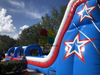 Inflatable Patriot Slide Double Lane For sale