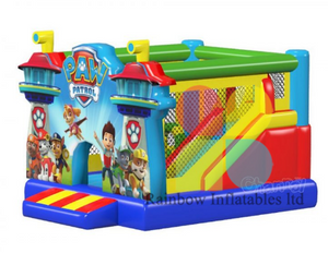 New Customized Inflatable Paw Patrol Bouncer Jumping castle