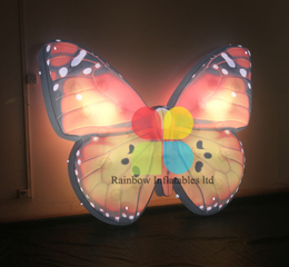 Outdoor party event decoration event inflatable butterfly