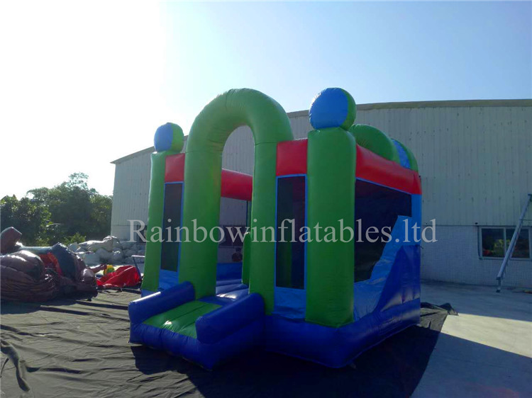 Small Outdoor Inflatable Combo for Children